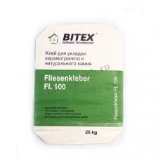 Клей для плитки BITEX Fliesenkleber FL (FLEX)