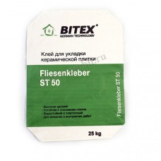 Клей для плитки BITEX Fliesenkleber ST (STANDARD)