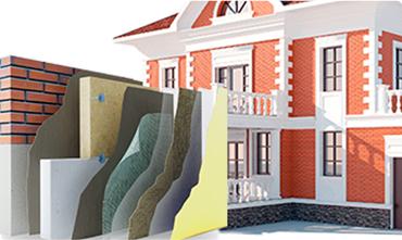 Как правильно утеплять фасад